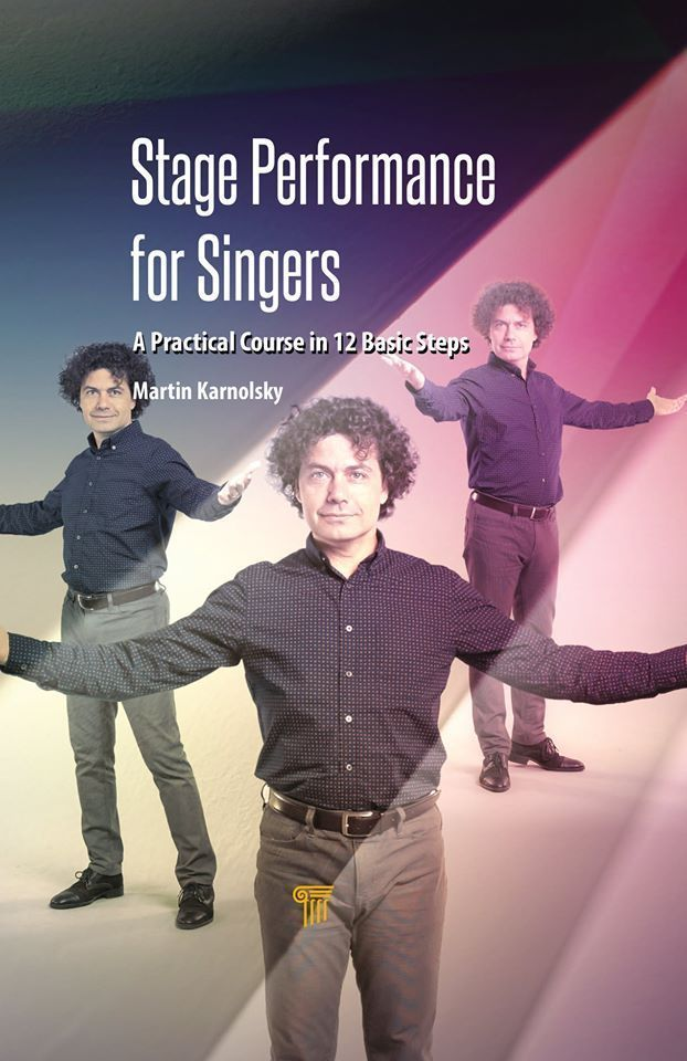 Stage performance for singers