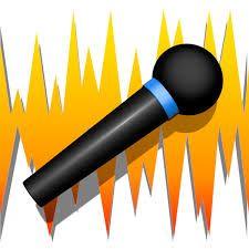 Удар по микрофону