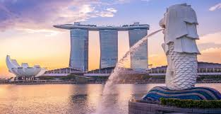 Сингапур - вело паркинги, нарушен баланс, сценично поведение. . .